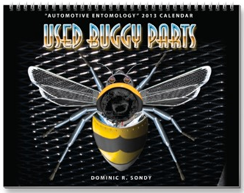 Used Buggy Parts 2013 Calendar